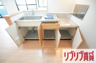 【キッチン】フレンドハウス23 B