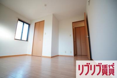 【寝室】フレンドハウス23 B
