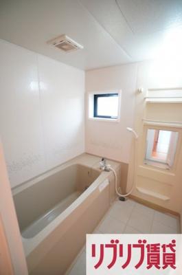 【浴室】フレンドハウス23 B