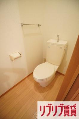 【トイレ】フレンドハウス23 B
