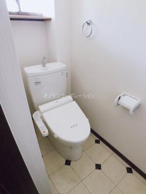 【トイレ】大開マンション