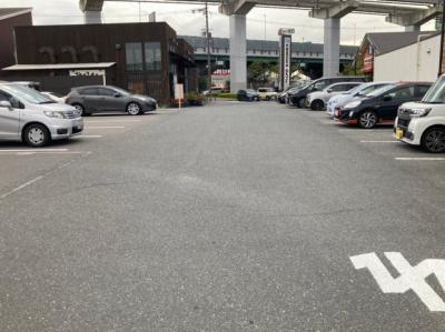 【駐車場】東一津屋貸店舗