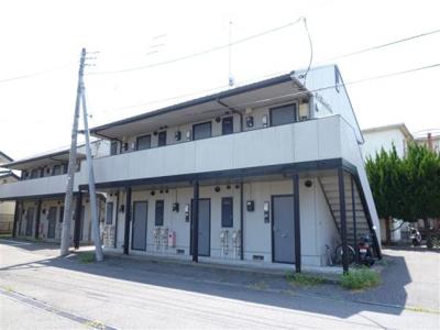 【外観】メープルハウスA