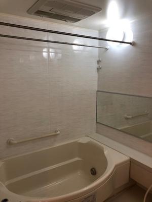 【浴室】ファスタージュ垂水高丸サーモス