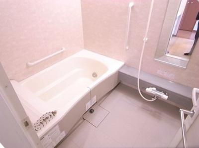 【浴室】ライオンズマンション櫛原町