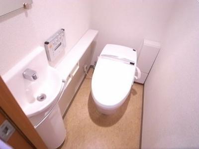 【トイレ】ライオンズマンション櫛原町
