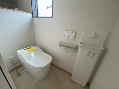 【トイレ】朝倉本町新築戸建