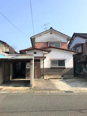 【外観】鳥取市津ノ井中古戸建て