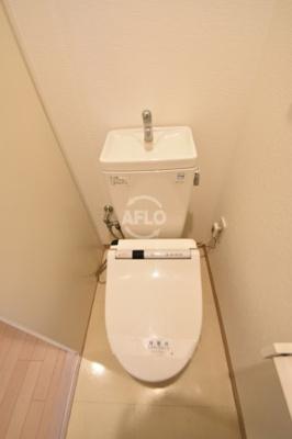 天満アパートメント トイレ