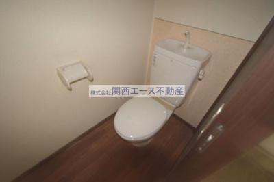 【トイレ】オークウッド