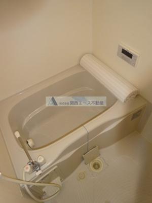 【浴室】オークウッド