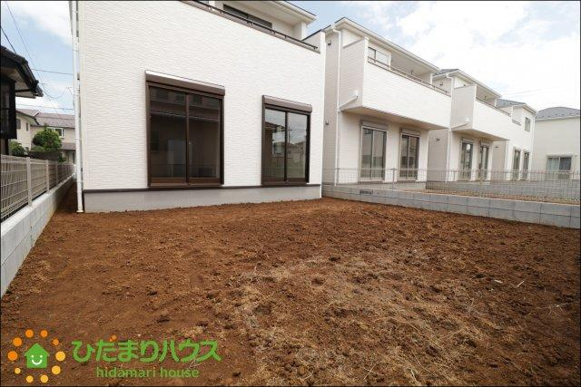 【区画図】久喜市青毛 第3 新築一戸建て 01 リーブルガーデン