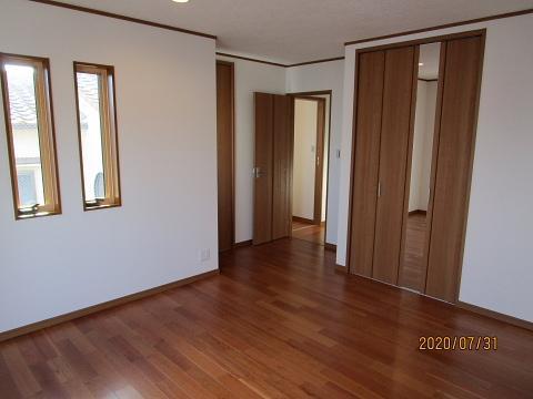 【洋室】神戸市垂水区西舞子8丁目 A号棟 新築戸建