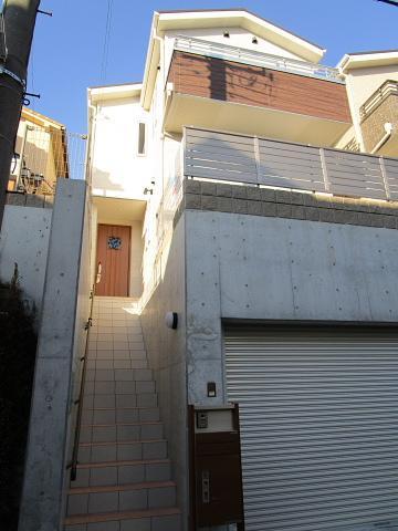 【外観】神戸市垂水区西舞子8丁目 A号棟 新築戸建