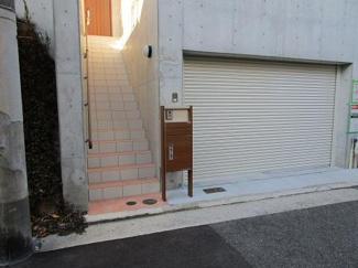 大型の堀込車庫があります