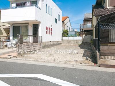【前面道路含む現地写真】名古屋市港区佐野町3丁目10【仲介手数料無料】新築一戸建て