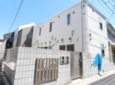 【外観】サークルハウス高円寺一番館