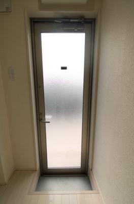【玄関】サークルハウス高円寺一番館