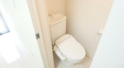 【トイレ】サークルハウス高円寺一番館