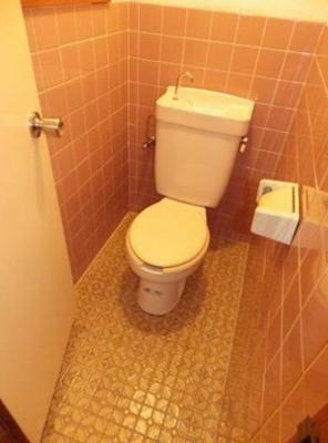 【トイレ】ハイツオザワ