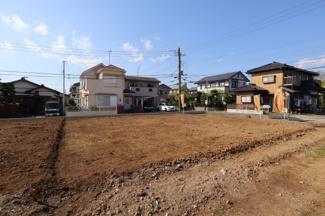 グランファミーロ八幡  注文住宅に最適。整形地の為、広く有効的に使える土地です。