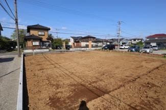 グランファミーロ八幡  家庭菜園、ドックラン、広いテラスを作れる、南側の土地は日当たり良好。」