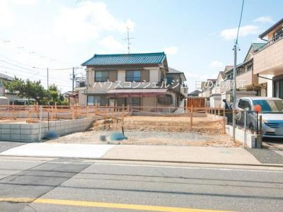【外観】名古屋市南区鳴尾1丁目102【仲介手数料無料】新築一戸建て