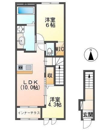 仮)阿見町よしわら1丁目新築アパート