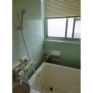 【浴室】鈴木フラット