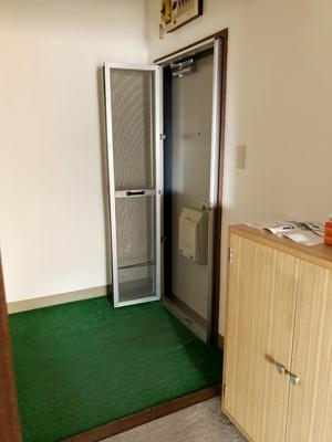 【玄関】プリムローズ浦和A号棟