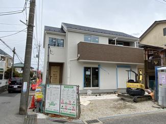 JR総武・中央緩行線「津田沼」駅バス21分旭ヶ丘停歩6分の全1棟の新築一戸建てです。新京成線薬園台駅は徒歩24分です。