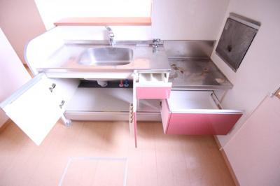 キッチン下収納