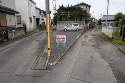 【外観】富士駐車場