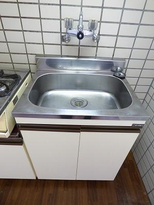 【キッチン】セピアコートN