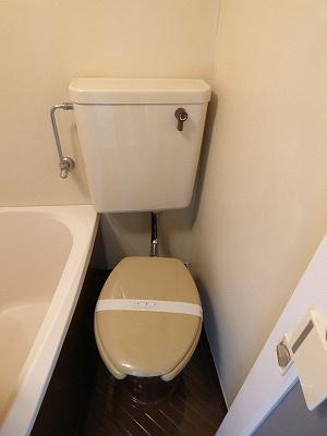 【トイレ】セピアコートN