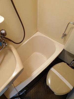 【浴室】セピアコートN