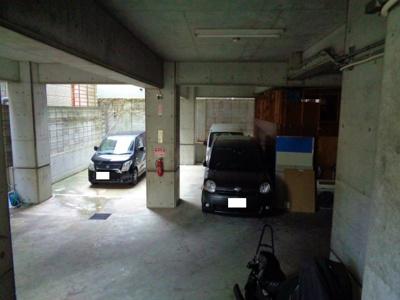 【駐車場】ハイツヒラオカ