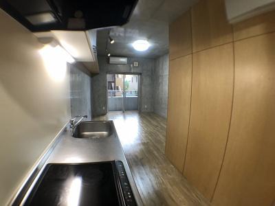 【キッチン】リエス船橋