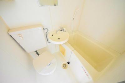 ★浴室内です★