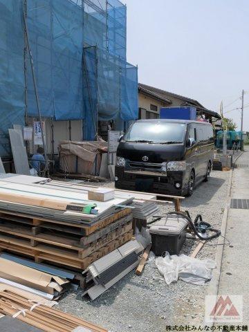 【駐車場】久留米須荒木町第7 1号棟 一建設株式会社