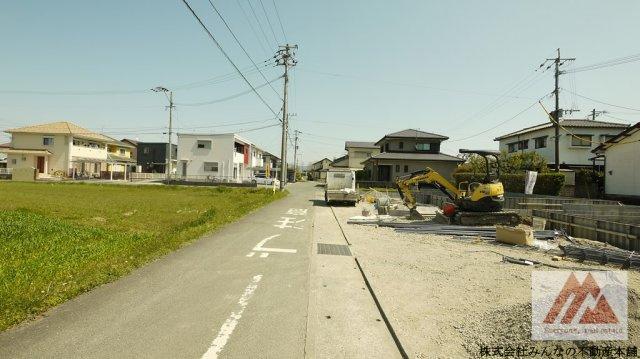 【前面道路含む現地写真】久留米須荒木町第7 1号棟 一建設株式会社