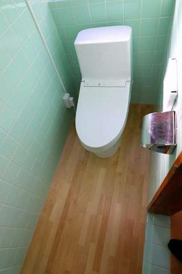 【トイレ】崎山戸建て