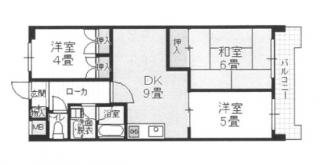 ガーデン一乗寺 2階