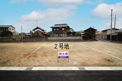 【外観】鳥取市的場②号地