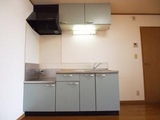 【キッチン】安布里ハイツ あんぶりと