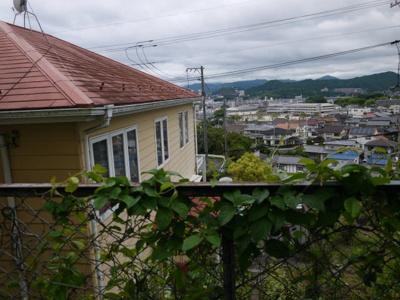 【展望】セジュール山下
