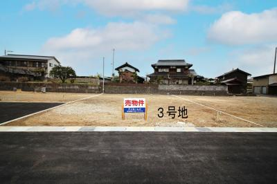 【外観】鳥取市的場③号地