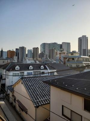 【展望】新宿区新宿7丁目テラスハウス【仲介手数料半額】