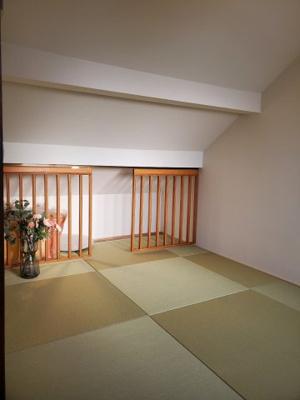 【和室】新宿区新宿7丁目テラスハウス【仲介手数料半額】