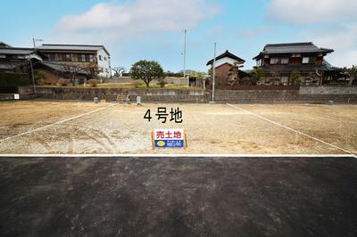 【外観】鳥取市的場④号地